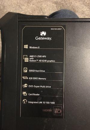 Gateway Desktop Computer for Sale in Austin, TX
