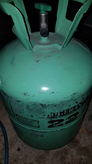 R22 Refrigerant 30 lbs for Sale in Houston, TX