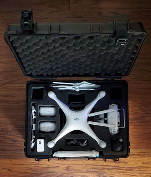 DGI Phantom 4 Pro Drone for Sale in Fontana, CA