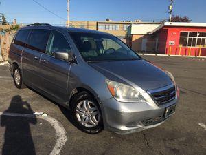 2007 Honda Odyssey Ex-L - Runs Great - Reliable Family van for Sale in Alameda, CA