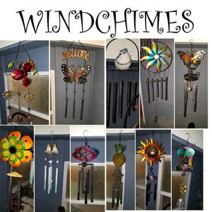 LOT OF WIND CHIMES for Sale in Federal Way, WA