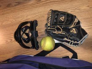 Softball set for Sale in Falls Church, VA