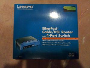 4-port router for Sale in Centreville, VA