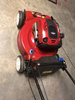 Red toro bull recycler lawn mower self propel personal pace for Sale in Miramar, FL