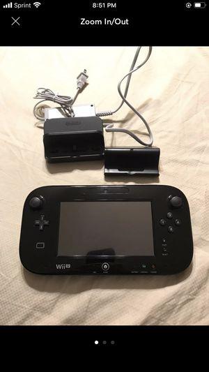 Nintendo Wii U Gamepad for Sale in Graham, WA
