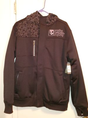 2 Brand New Skullcandy Jackets Mens sz Medium for Sale in Bakersfield, CA