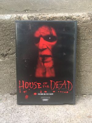 House Of The Dead DVD With Special Features - Like New for Sale in Chicago, IL