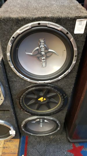 Car Speaker System for Sale in Chicago, IL