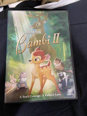 Bambi movie for Sale in Hackensack, NJ