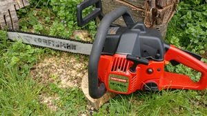 Craftsman chainsaw chain saw for Sale in Carol Stream, IL