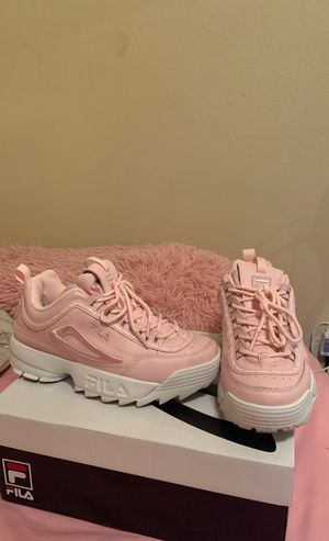 Baby Pink Filas for Sale in San Angelo, TX