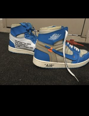 Off White Air Jordan 1 Uncs for Sale in Staten Island, NY