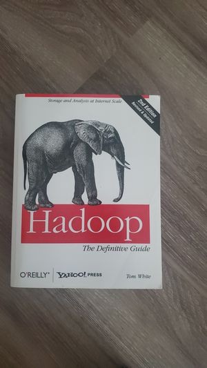 Hadoop the definitive guide for Sale in Sunnyvale, CA