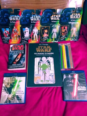 Star Wars Collection Read Post For Individual pricing and Details. for Sale in Dallas, TX