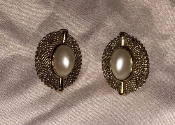 Vintage Givenchi Earrings