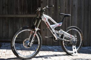 Downhill bike - collector bike. You can ask for details or come see the bike in person. for Sale in Stockton, CA