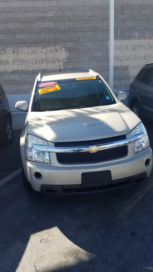2009 Chevy equinox for Sale in Las Vegas, NV