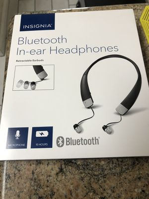 New Bluetooth in ear headphones any phone $55!!! for Sale in El Cajon, CA