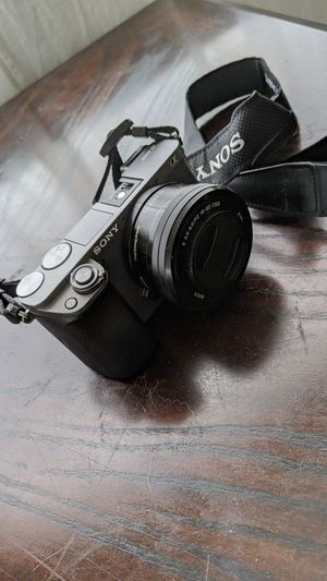 Sony a6000 digital camera for Sale in Oakland, CA