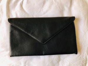BRAND NEW J Crew Leather Clutch for Sale in Arlington, VA