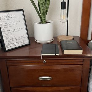 Wood Bedside Tables/End Tables for Sale in Seattle, WA