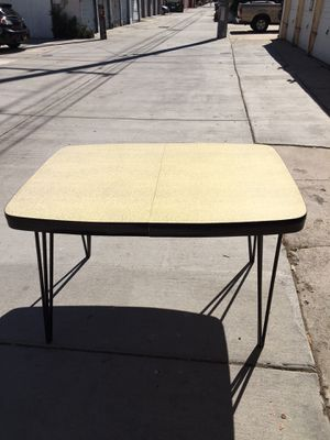 Beautiful 1950s mid century dining table O.B.O!! for Sale in San Diego, CA