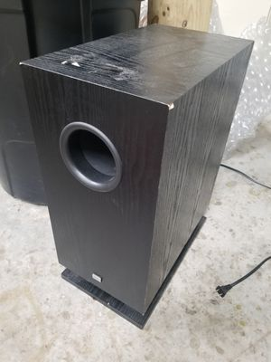 "Onkyo SKW-100 75 Watt 8"" Powered Subwoofer for Sale in Houston, TX"