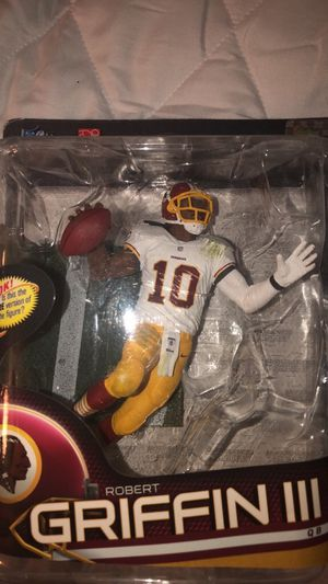 McFarlane Toys RGIII Action Figure for Sale in Morgan Hill, CA