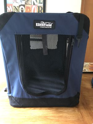 Foldable dog crate for Sale in Bonney Lake, WA