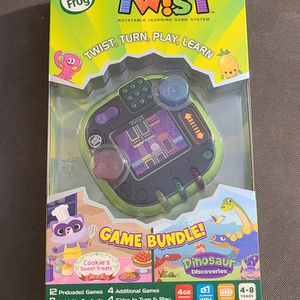 LeapFrog Rockit Twist Handheld Game System for Sale in Silver Spring, MD