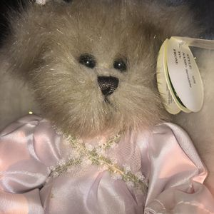 Valentines Plush Teddy Bear Angel for Sale in Wilmington, OH