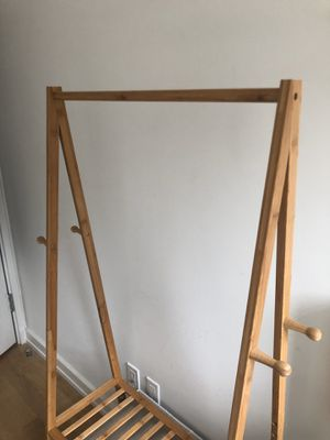 Bamboo Coat Rack for Sale in New York, NY