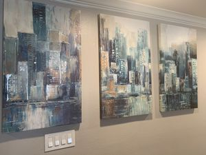New York wall art for Sale in Houston, TX