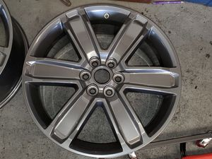 Cadillac XT5 rims for sale for Sale in Rosedale, MD