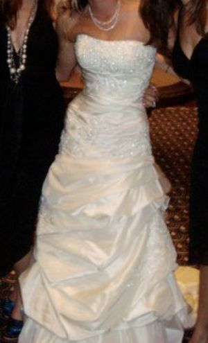 Sottero & Midgely Wedding Dress by Maggie Sottero for Sale in Long Beach, CA