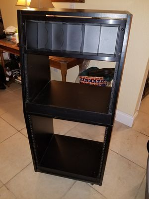 Pro Audio Rolling Rack for Sale in West Palm Beach, FL