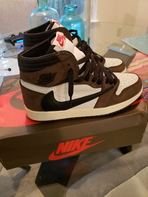Jordan 1 Travis scott high SIZE 8 for Sale in Orlando, FL