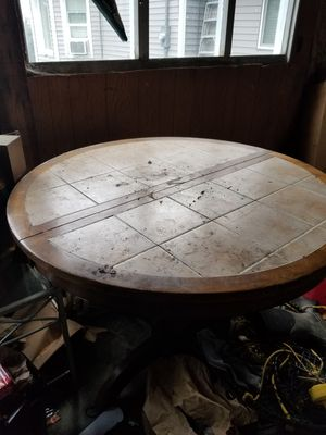 Table and 3 chairs for Sale in Tacoma, WA
