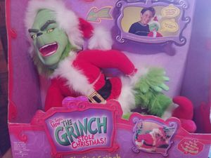 Talking How the GRINCH stole Christmas.. for Sale in Portland, OR