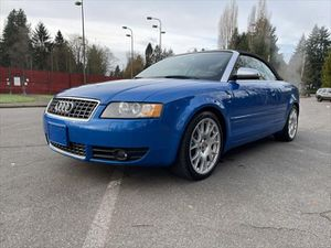 2006 Audi S4 for Sale in Seattle, WA