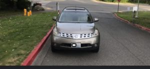 2004 Nissan Murano AWD 4X4 for Sale in Seattle, WA