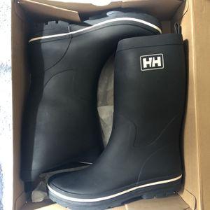 Helly Hansen midsund 2 rain boot mens 9 for Sale in Monrovia, CA
