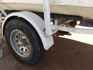 """15' trailer newer HD axle and 14"""" Carlisle tires for Sale in Las Vegas, NV"""