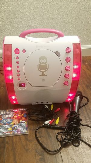 Karaoke machine for Sale in Sacramento, CA