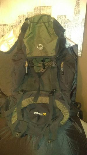 Teton wilderness 55 hiking backpack for Sale in Nashville, TN