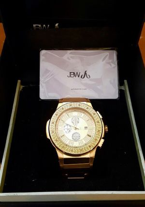 JBW SAXON - 18k gold-plated- Watch for Sale in Los Angeles, CA