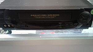 SHARP VC-H812 VCR for Sale in Fountain Hill, PA