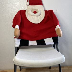 Felt santa chair cover for Sale in Albuquerque, NM