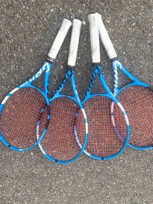 Tennis Babolat Pure Drive Rackets for Sale in Glendale, CA