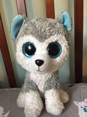 Husky Stuffed Animal - Slush for Sale in Virginia Beach, VA